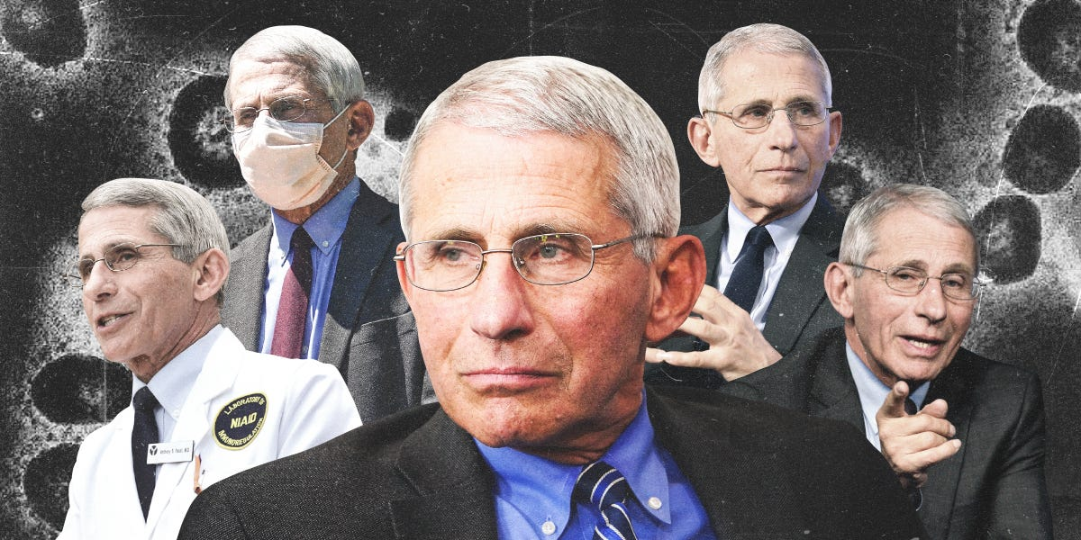 Fauci interview: How to stay healthy, gather safely until summer 2022 – Business Insider – Business Insider