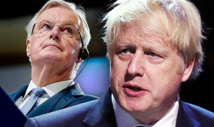 Brussels fury: EU plans to RAMP UP Brexit demands after Boris's threats sparks panic – Daily Express