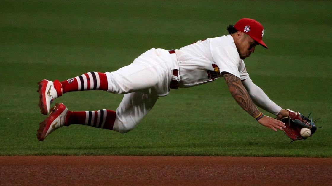 Hudson removed suddenly from start with right elbow tightness; Gomber thrown into save situation – STLtoday.com