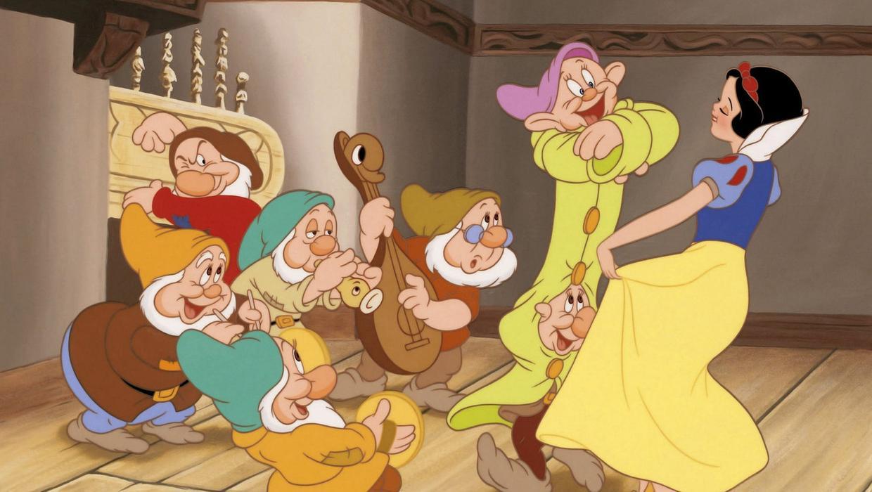 Cartoon kings: Walt Disney's greatest hits (not including Pixar)