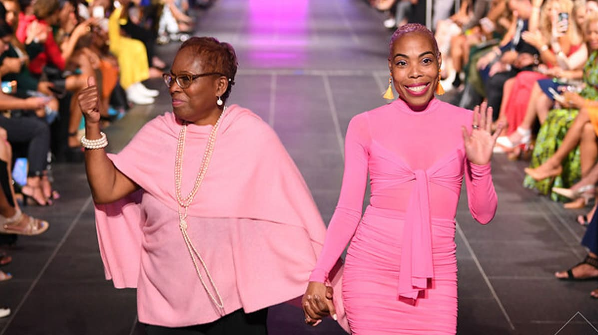 This Mother-Daughter Duo Are Bringing Change to New York Fashion Week